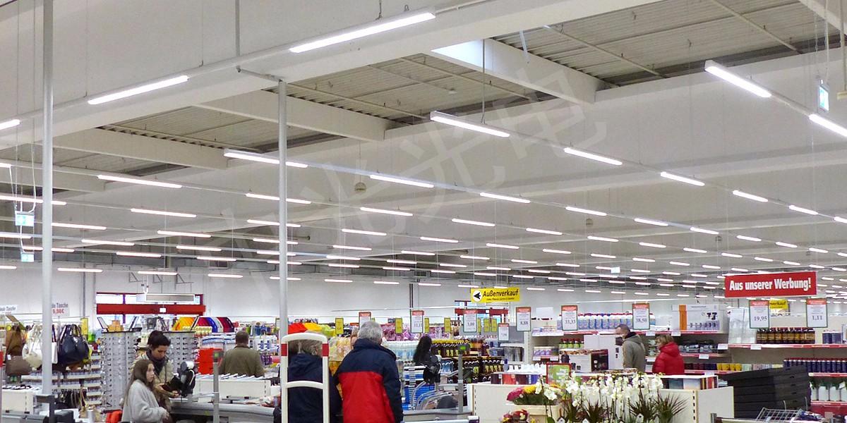中大型商超照明解决方案