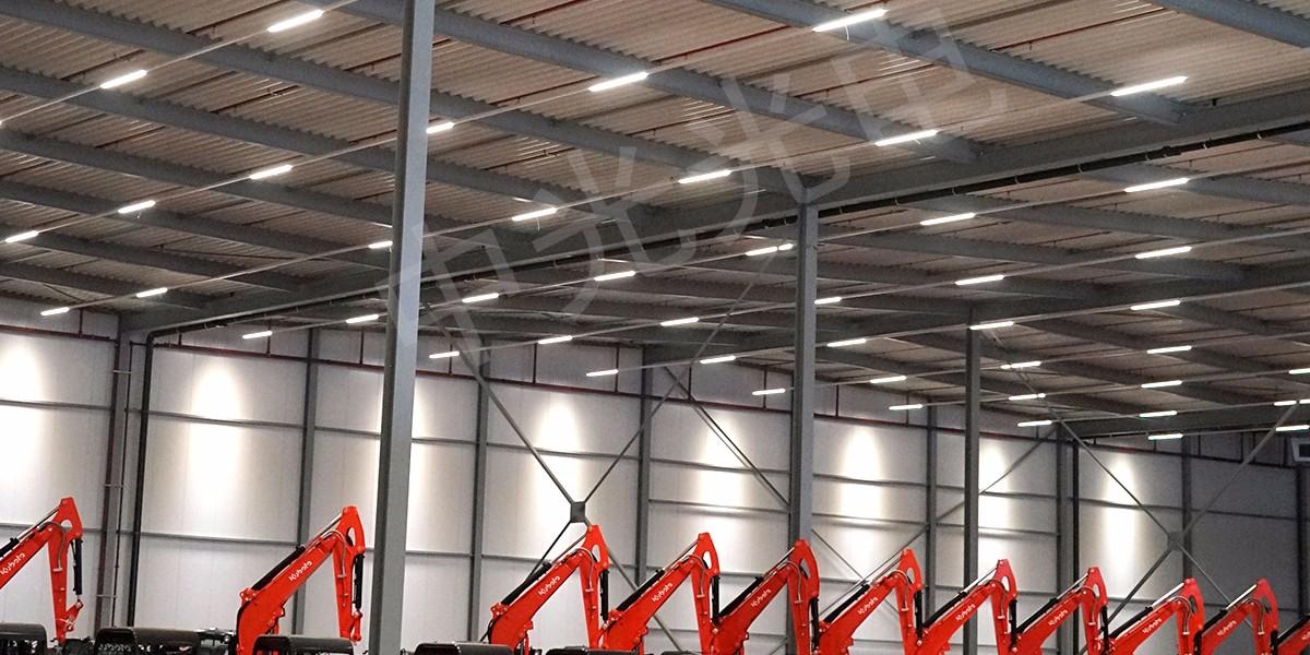 大型仓库照明